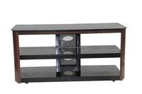 ITALIAN DESIGN MODERN WOOD GLASS MDF TV STAND/ TV TABLE SHELF ZW015