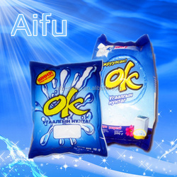 High Quality, High Foam Bulk White or Blue Laundry Detergent hotel laundry detergent