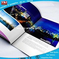 china wholesale design booklet printing/catalogue printing/brochure printing from China
