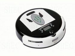 Robot Vacuum Cleaner mini portable 12v car vacuum cleaner dust cleaner wet and dry