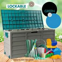 2015 Plastic outdoor storage box