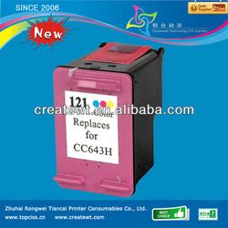for hp printer ink cartridge 121