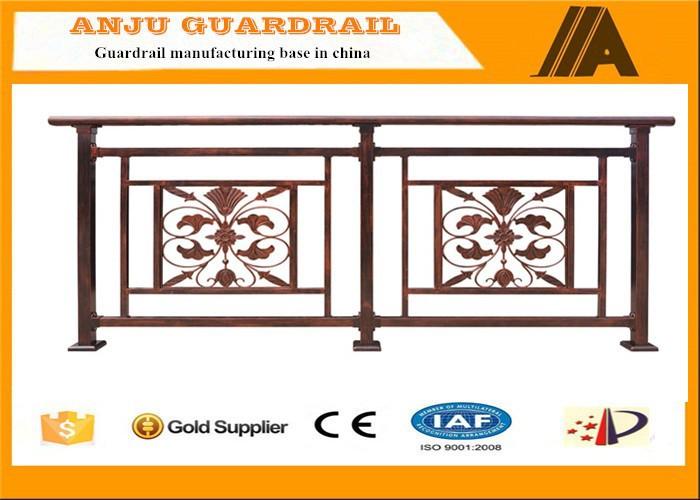 Iso certificó China supplie de porche / Deck barandillas / barandillas de los balcones YT004