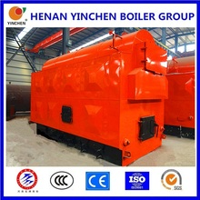 Yinchen boiler DZH series horizontal moving grate coal power plant for sale