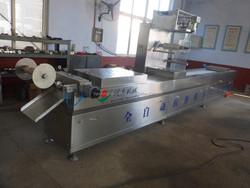 Automatic Stretch Film Vacuum Packing Machine/Meat Vacuum Packing Machine/snack vacuum sealer