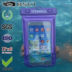 waterproof bag for iphone/waterproof bag for phone/waterproof bag for iphone phone bag