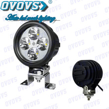 4.7inch Round 40w Led Work Light, Special Mounting Bracket, Offroad Vehicles