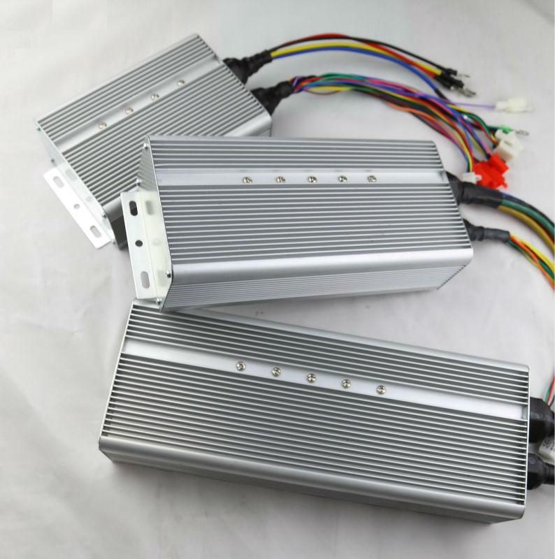 48V 2KW Brushless dc Motor Controller For Evs