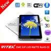 New Dual Core IPS camera best price 7 inch 3g tablet pc mtk 8377
