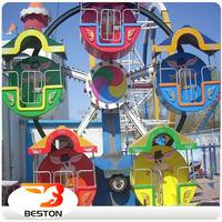 Children rides used mini ferris wheel,sale amusement park rides for kids,used playground children rides