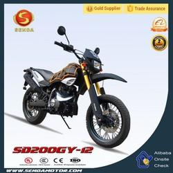 Hot Sale 200CC Dirt Bike for Sale Cheap SD200GY-12