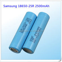 Authentic Samsung 18650 2500mAh High Drain Battery INR18650 25R
