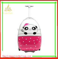 XC-37 cute high quality kids luggage/ cartoon picture luggage/lightweight cute picture children luggage