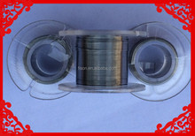 high quality vaporizer OCr25Al15 wire/Coil wire with nr lead/Fibre silica wick for e cigarette