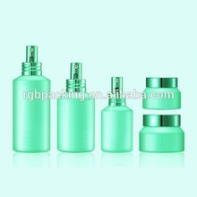 glass bottle 30g 50g hand cream jar 60ML 125ml 200ml cosmetic sample packaging