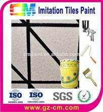 Revestimento Exterior do - acrílico à prova de intempéries parede externa pedra natural pintura