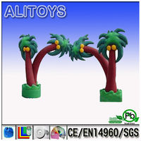 2012 hot sale inflatable entrance arch designs