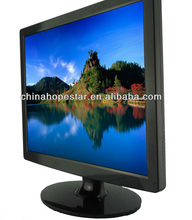 Desktop Application and D-Sub,vga Interface Type 12v 17 inch TFT LCD monitor