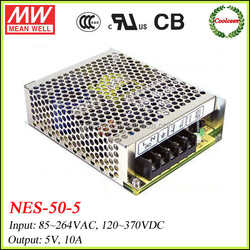 Meanwell 50W Switching Power Supply NES-50-5