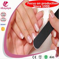 Nail Tools Round Nail File for Nail Salon