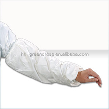 OEM Hospital/Foodservice/Household,LDPE/CPE/PVC/PU Plastic Sleeve Cover obtain different nonwoven material