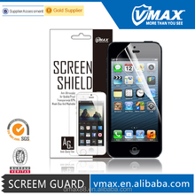 For Top Brand High Clear Matte Anti-Radiation Liquid Mobile Phone screen protector for iphone 5