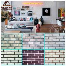 Artificial fake art thin brick for decor