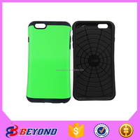 2015 new products book style tpu leather for iphone 6 plus