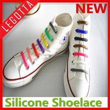 Stock sale! Hot sale new products 2015 for cheapest innovative silicone shoelace