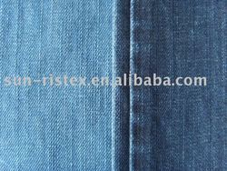 cotton ring slub denim fabric