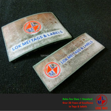 Special Effects/ Genuine Leather Patch/ Label