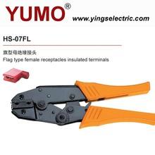 Yumo ( HS-07FL ) embridado L230mm tipo bandera mujer recipientes con aislamiento herramienta que prensa