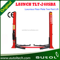 Good quality and hot sale Launch TLT240SBA advanced hydraulic cheap car lifts ramps for home garage sale
