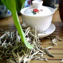 New Year gift tea,Organic white Tea,Tasty and healthy,White Silver Needle Tea.