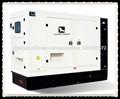 50HZ 1850KVA/1480KW insonorizado industrial grupos generadores diesel