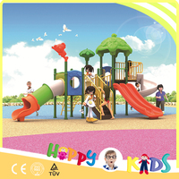2015 Amusement park newly kids outdoor playground for sale