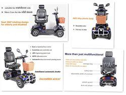 Multifunctional 200cc motor scooters korea