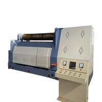 metal sheet plate rolling machine