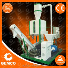 GEMCO agricultural equipment 250-450kg/h wood pellet mill line for sale 10 years gold supplier certification
