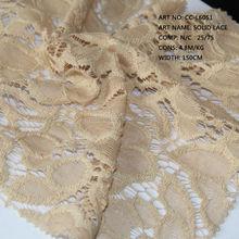 white black wedding cotton fabric wide width lace dress sexy china