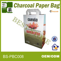 Charcoal bags multilayer kraft paper charcoal bags