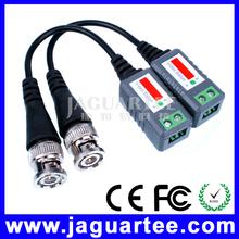 Hot Sale Single Channel Passive UTP Video Balun for CCTV Manufacturer