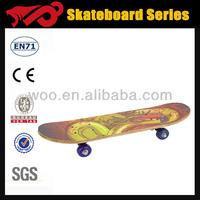 new blank skate board deck