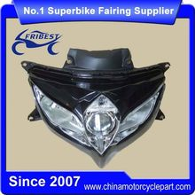 FHLSU007 Headlight For Motorcycle For GSXR600 GSXR750 GSXR 600 GSXR 750 2008-2010 Clear Lens