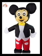 Customized Design Durable Micky Inflatable Cartoon, Outdoor Mouse Cartoon, Inflatable Cartoon Characters