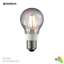High power low decay traditional led bulb glass led bulb