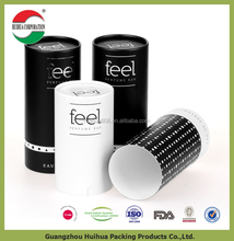 Paper tin cylinder for food packing / can for cookie