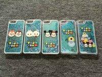 New Bling Glitter Stars Dynamic Liquid Case For Iphone 6 6s
