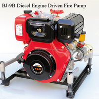 10HP Fire Pump Diesel Engine