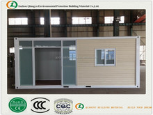 for office shop store cabin shed house use foldable container home China